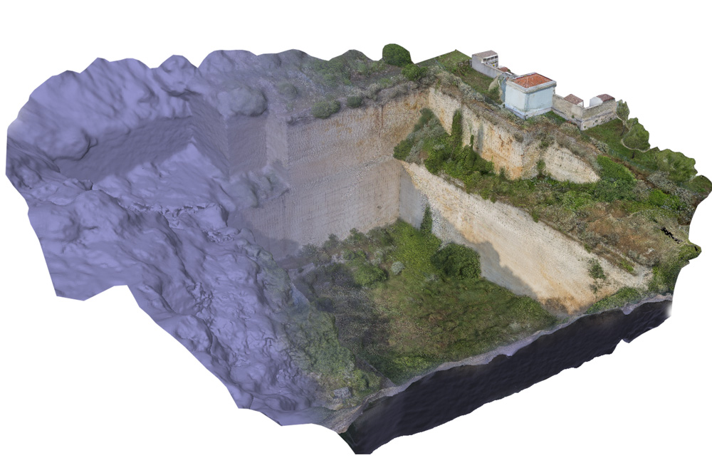 cava montagna Roccadoria